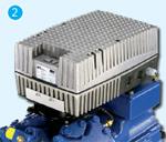 Полугерметичный поршневой компрессор BOCK HG34P/315-4 c частотным регулятором производительности EFC (Electronic Frequency Control)