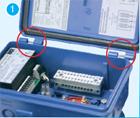 Размещение электрооборудования внутри клеммной коробкой исполнения IP65 полугерметичного поршневого компрессора BOCK HG4/650-4