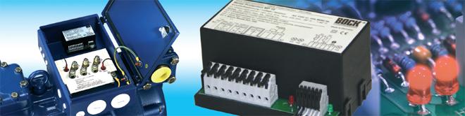 Размещение электронного блока защиты MP10 в клеммной коробке компрессора BOCK