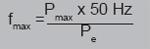 Расчет максимально возможной частоты вращения электродвигателя поршневого компрессора BOCK серии Pluscom