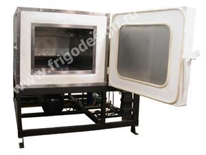 Низкотемпературная испытательная камера холода