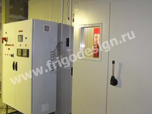 Климатическая испытательная камер Фригодизайн