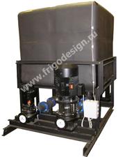 Гидромодуль Фригодизайн для охлаждения коньяка и вина