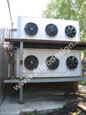 Воздухоохладители и конденсатор CROCCO.