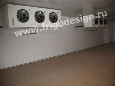 Воздухоохладители и конденсатор CROCCO для овощехранилища от Фригодизайн